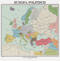 Mitteleuropa-The New European Order by WewLad11