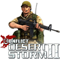 Conflict Desert Storm II Custom Icon by thedoctor45
