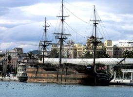 Malaga by 13cat-commander