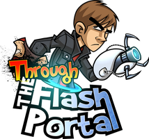 Through the Flash Portal by MaroBot