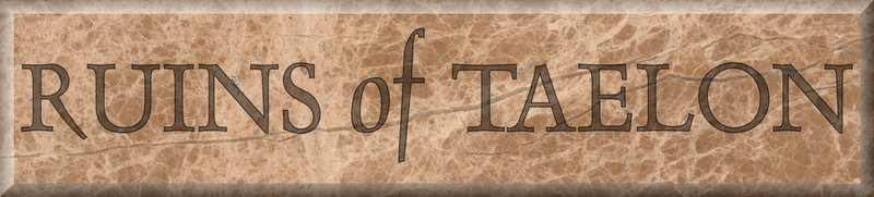RUINS of TAELON Player's Guide by Ratofblades