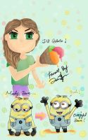 How to make your minion happy? - Dave version. by pspndslover