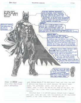 Batman Redesign by kameleon84