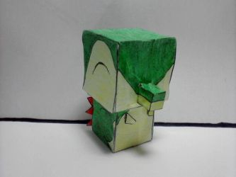 Cyndaquil cubee (photo) by klebers