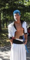 Grimmjow jeagerjaques Cosplay by KingGrimm6