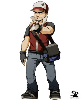 Pokemon Trainer Craig by landuo