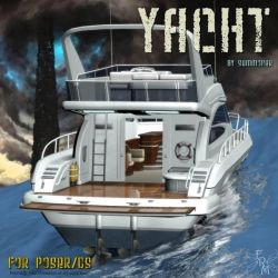 The Yacht, by Summoner by FantasiesRealmMarket