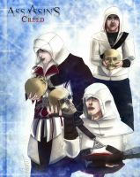 assassins creed by angel-poloo