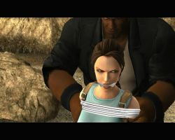 Lara captured 2 by paon15