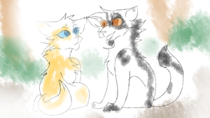 Do You Remember? (Brightheart and Swiftpaw PMV) by WarriorCat3042