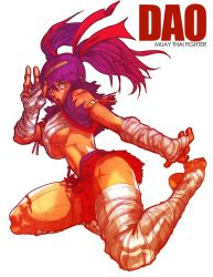 DAO - Sketch Colored by isshi