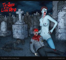 Queen ofthe Living Dead-Belial by Horror-Forever
