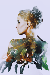 Double exposure 2 by ButterflySD