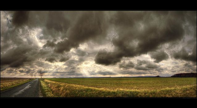 Hungarian skies pt.XII. by realityDream