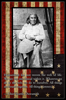 American Legend Chief Seattle by SaintIscariot