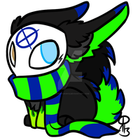 Custom Skuffre for Cuteypup28 by ProudRyukin13