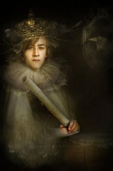 The prince of birches by JohndeLano