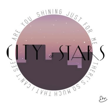 City of Stars by LuminescentDemon