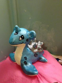 A Wild Lapras Appeared by ChristianKitsune