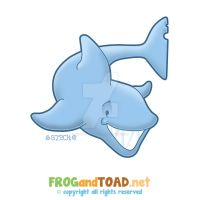 Shark Requin FROGandTOAD by FROG-and-TOAD