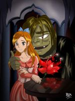 Beauty and the Beast by rita-unknown