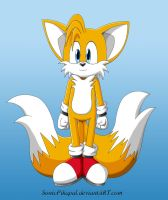 Miles Tails Prower by Lali-Lop