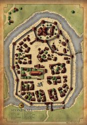 Stonewall with color by Traditionalmaps