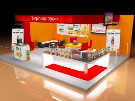 Tropicana Stall Anotherview. by Prabhjotsingh333