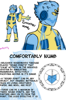 Comfortably Numb [STANDSWAP] by millipoid
