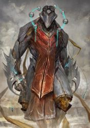 Warframe - One Punch Space Man by theDURRRRIAN
