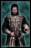 Lord of Bones by Amok by Xtreme1992