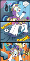 MLP: Let the games begin (Commissioned) by tan575