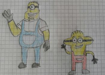 Epic crossover of funny mininions and famly guy x by MrLouisFreeman