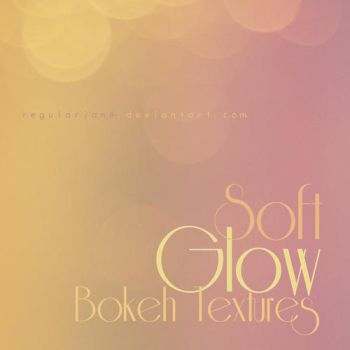 Soft Glow Bokeh Pack by regularjane