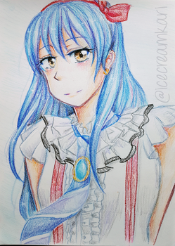 Umi Sonoda by IceCreamKari
