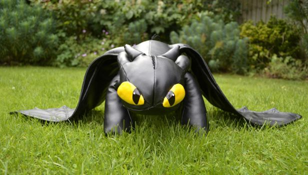 Toothless 2 by ShadyMutt