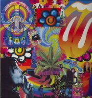 Hippy Collage by ChaoticatCreations