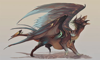 Hotrox Dragon | Adopt tryout by SunDier