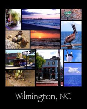 Wilmington, NC by orionsreverie