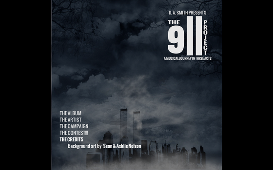The 9/11 Project Web Site Mockup #6 by Mechatherium