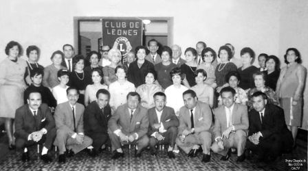 1963 (3a) Club de Leones de Chepen copia by Chepen-Ruta