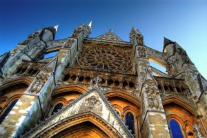 Westminster Abbey by nat1874