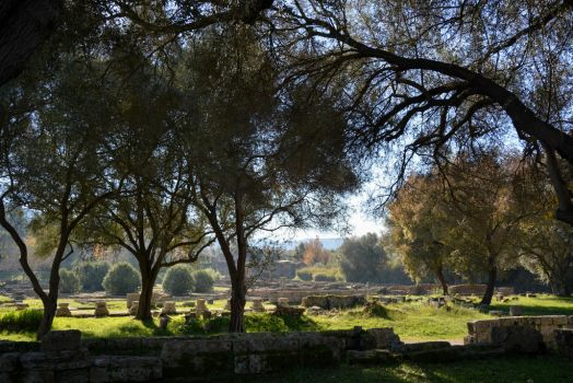 Ancient Olympia by AsdfirePL