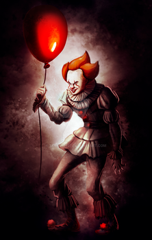 Pennywise by adrian1997