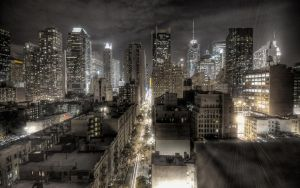 New York by Dorian1212