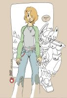 Anna greengables by royalboiler