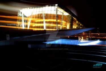 Norway Opera House by JackieCZ