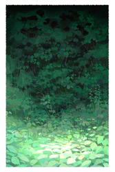 Forest Scenery by AnnieJang