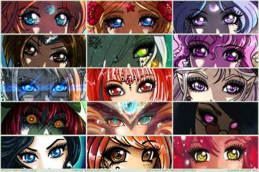 Meme Eyes by Lucithea