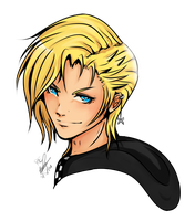 .: Roxas :. by chinensisXIII